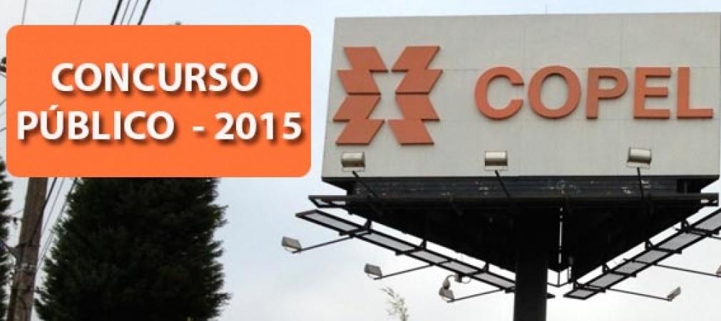 Concurso 2015 Copel tem vagas para Ponta Grossa